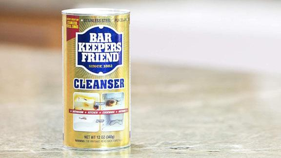 Limpiador en polvo multiusos Bar Keepers Friend