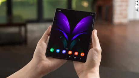 Everything you need to know about the $1,999 Galaxy Z Fold 2