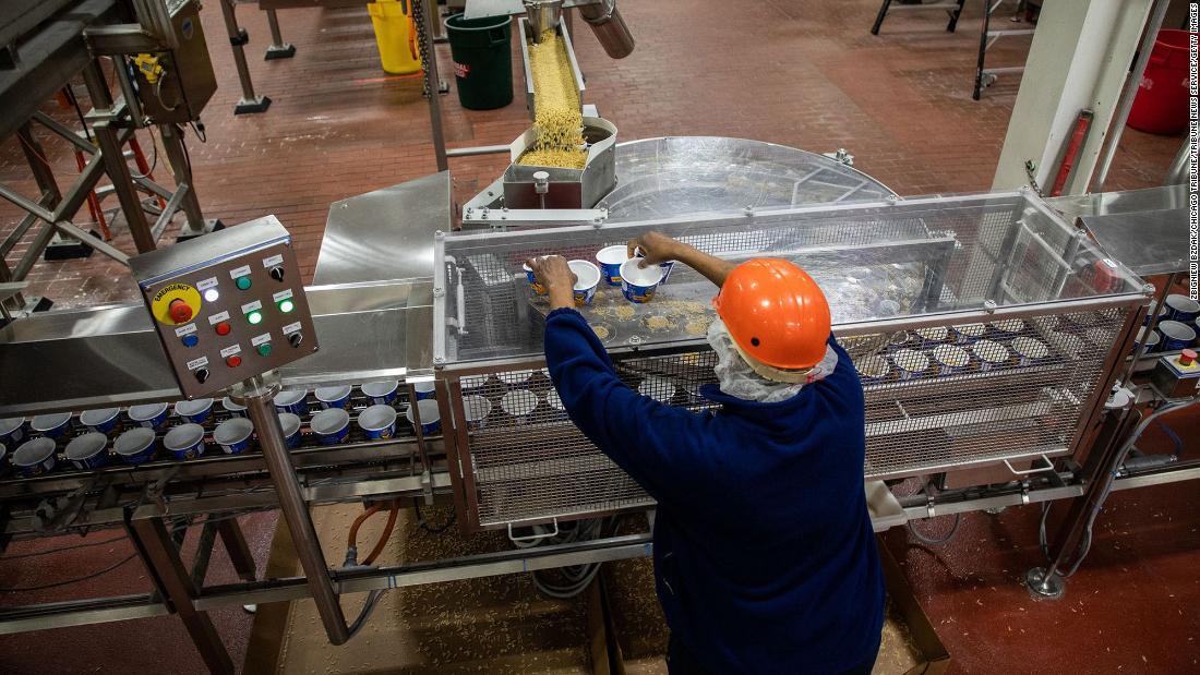 America's factories are roaring back – MSN Money