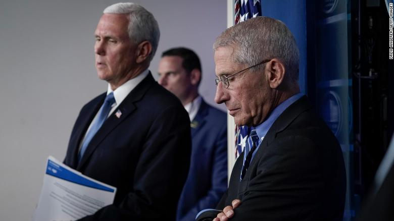 Pence asks governors to build confidence in vaccine