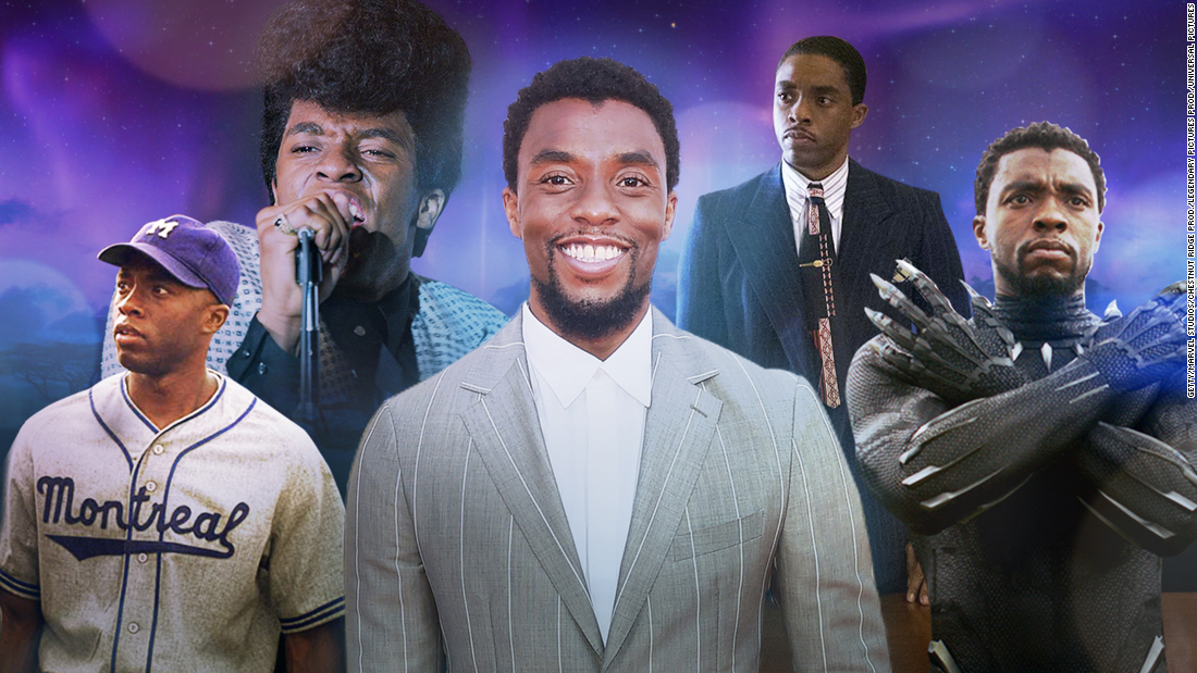 What Chadwick Boseman taught us about humanity -- and how we can honor his legacy