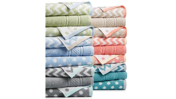 Martha Stewart Collection Spa Mix and Match Bath Towels