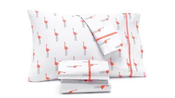 Whim by Martha Stewart Collection Queen 4-Piece Sheet Set