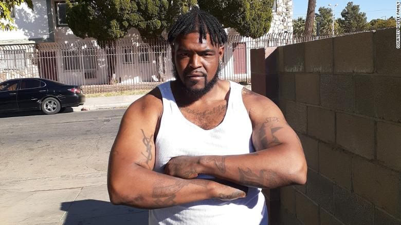 Investigators say Los Angeles deputies fired 19 times at Dijon Kizzee after he tried to pick up a gun