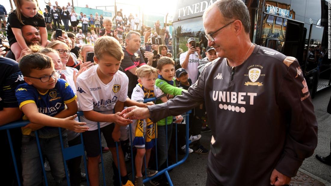 How 'El Loco' saved Leeds United