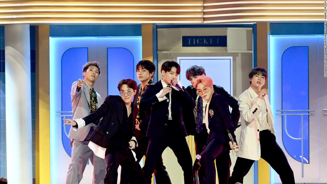 BTS will release new album in November