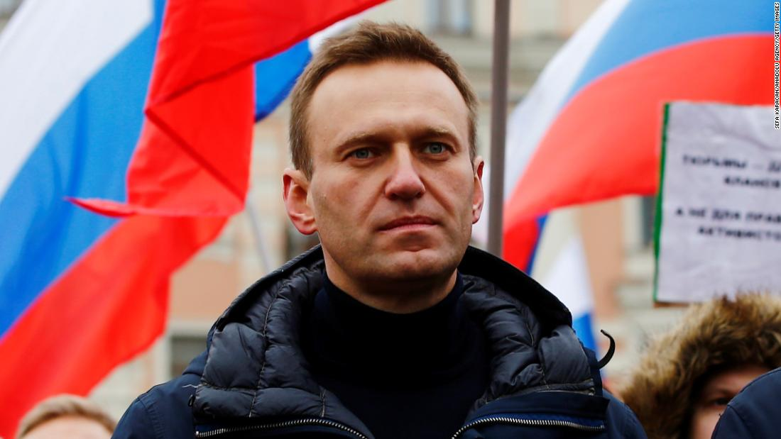 Russian opposition leader Alexey Navalny is out of a coma hospital says – CNN