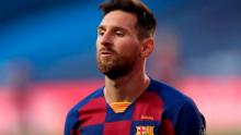 Lionel Messi says he will 'continue' at Barcelona after wanting to leave the club 'all year'