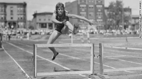 Zaharias became a world record holders in the hurdles even before she started playing golf professionally.