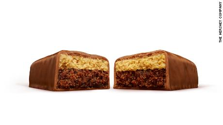 "Reese's new Snack Cakes are billed as a ""mid-morning snack."""