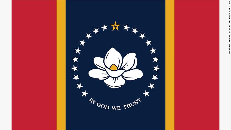 Mississippi Ballot Measure 3: Voters approve magnolia design as new state flag