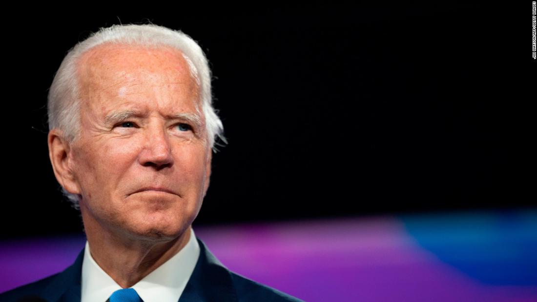 Analysis: One big reason why Biden is ahead: Seniors