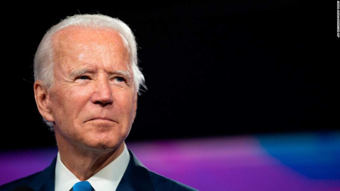 Biden campaign announces largest week of ad spending as November election nears – CNN