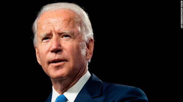 Joe Biden says US is facing 'one of the most difficult moments in our history'