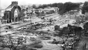Led by a 105-year-old survivor, lawsuit seeks reparations in 1921 Tulsa race massacre