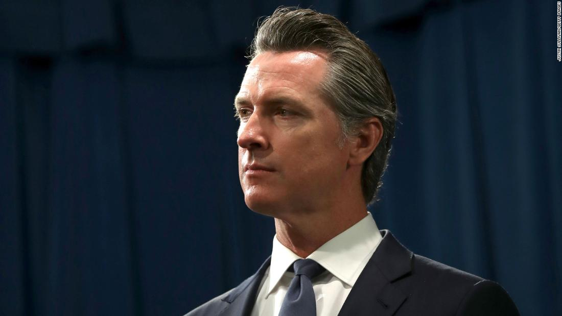 California Gov. Gavin Newsom to face recall election - CNN
