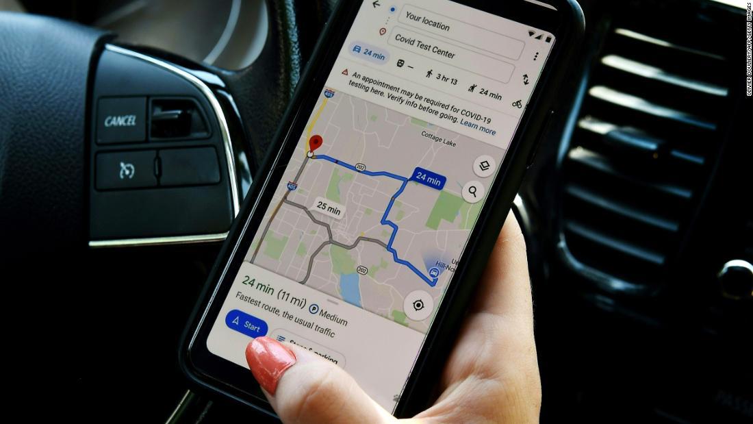 Google Maps rolls out traffic lights feature – CNN