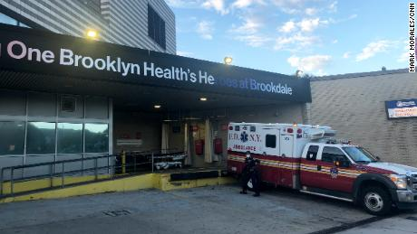 Brookdale University Hospital Medical Center went from a Covid-19 crisis to a gun violence crisis.