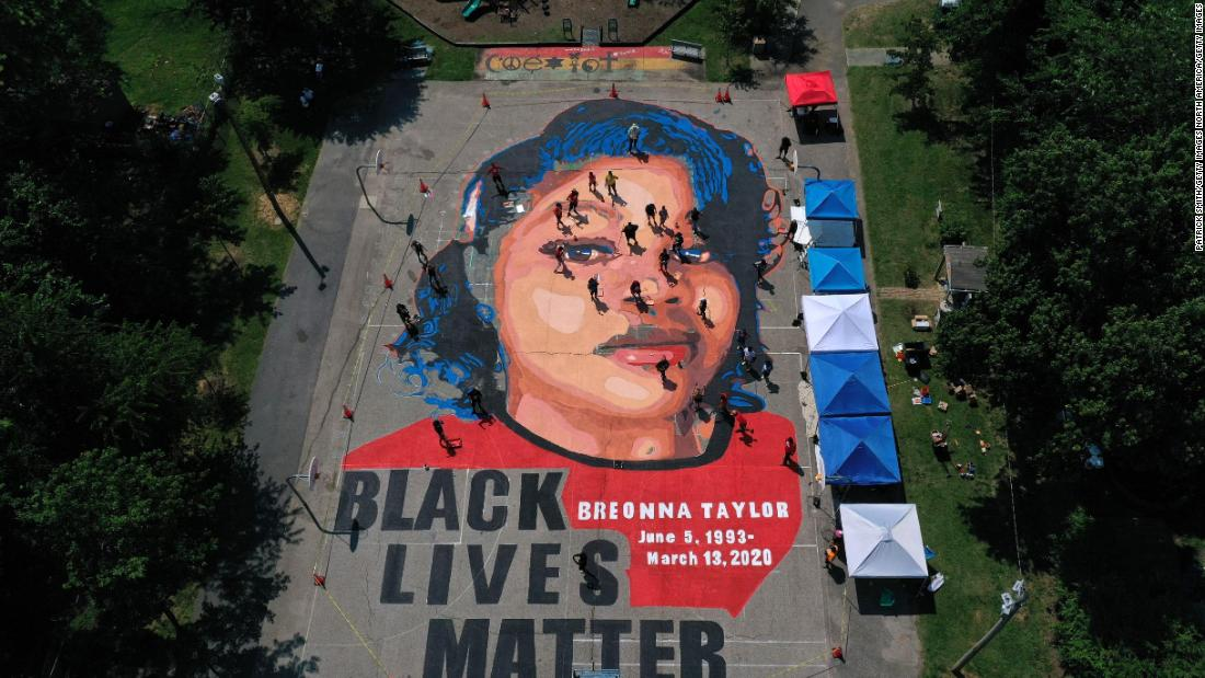 Louisville Metro Police Department's investigative files in Breonna Taylor case released – CNN