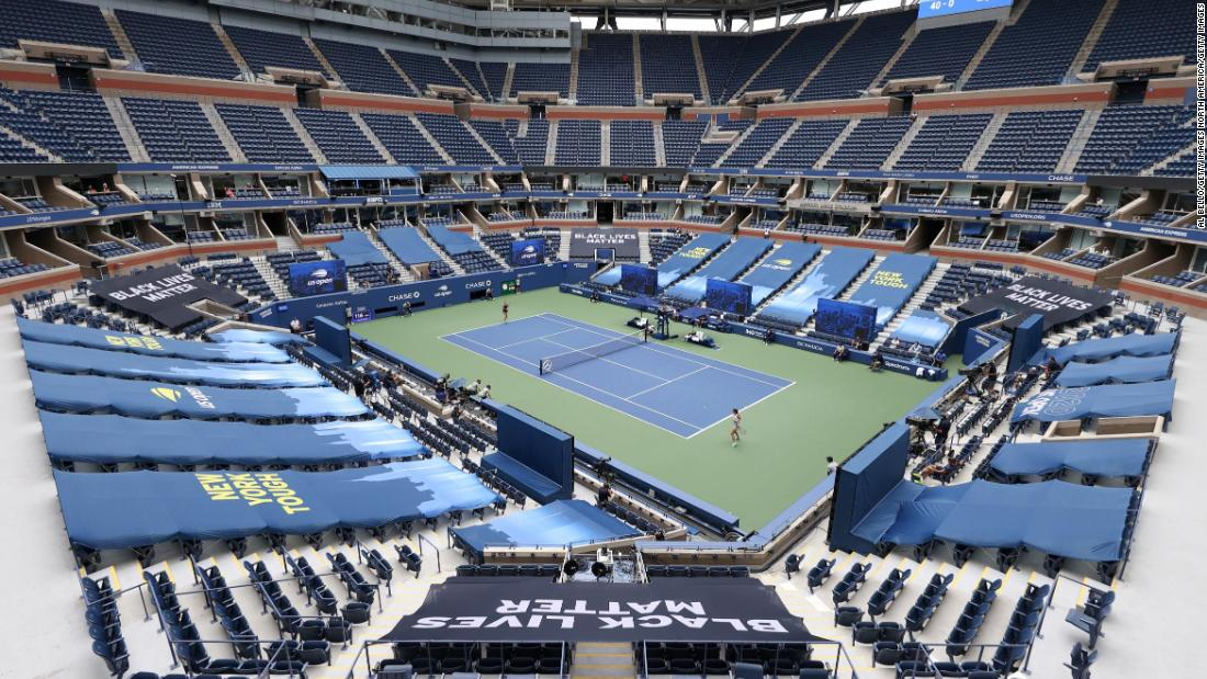 US Open players hit the suite spot with private viewing room access
