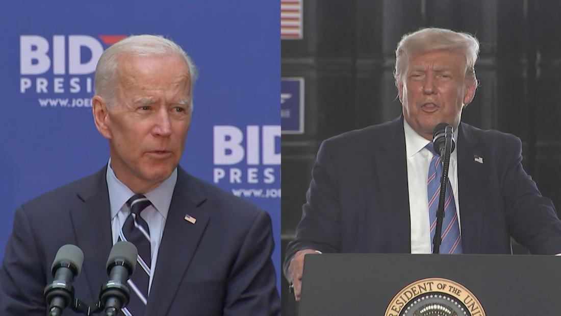 How Biden differs from Trump's 'America First' mentality