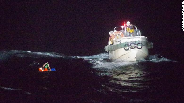 Japan Coast Guard suspends search for crew of missing cargo ship with 43 sailors and 5,800 cows