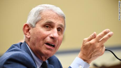 Fauci says normal life may not return until the end of 2021