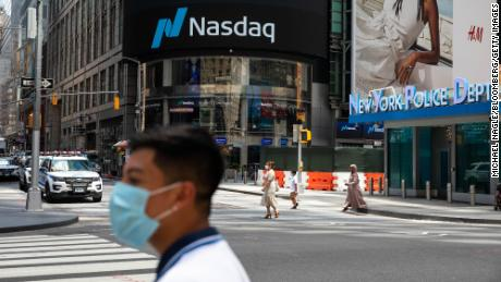 Stock market bloodbath: Dow and Nasdaq plunge