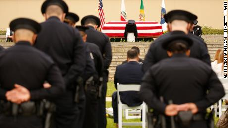 Covid-19 has killed more law enforcement officers this year than all other causes combined