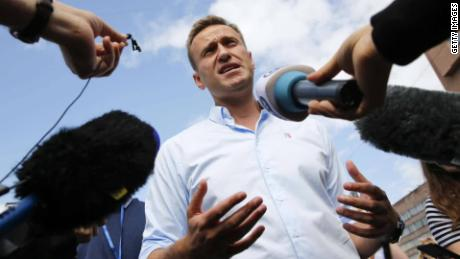 Germany: Alexey Navalny poisoned with nerve agent Novichok
