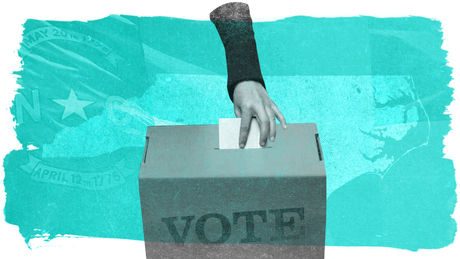 Une élection pas comme les autres démarre officiellement alors que la Caroline du Nord envoie les premiers bulletins de vote aux électeurs