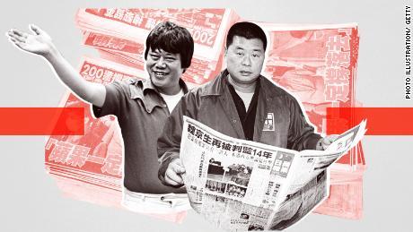 Deux trafiquants d'opium en fuite, un magnat des médias et une vidéo présumée d'une arme à feu fumante : l'histoire d'une querelle de journaux à Hong Kong
