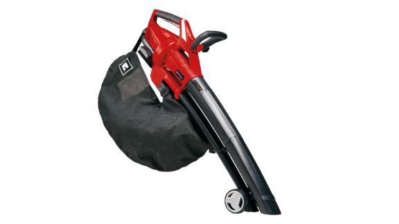 Einhell Cordless Leaf Vacuum/Blower