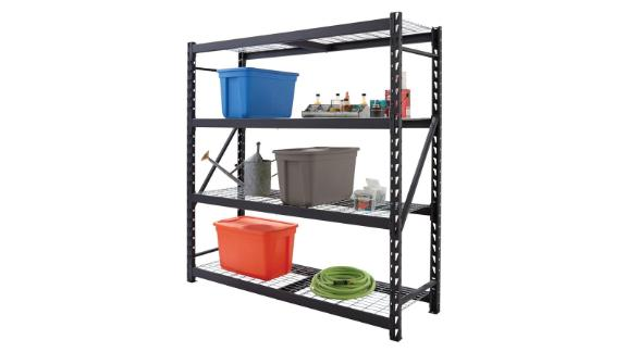 Husky Heavy Duty Garage Storage Shelving Unit
