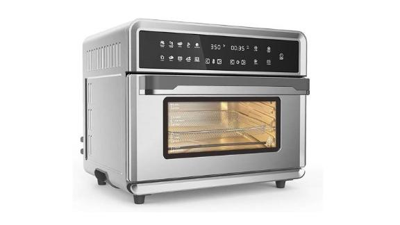 ModernHome Touchscreen Air Fryer Toaster Oven
