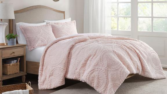 Home Essence Alivia Medallion Ultra Plush Comforter Mini Set