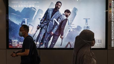 Hollywood needs a huge hit in China.  'Tenet' could be that