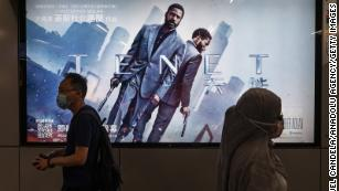 Hollywood needs a blockbuster hit in China. 'Tenet' could be it