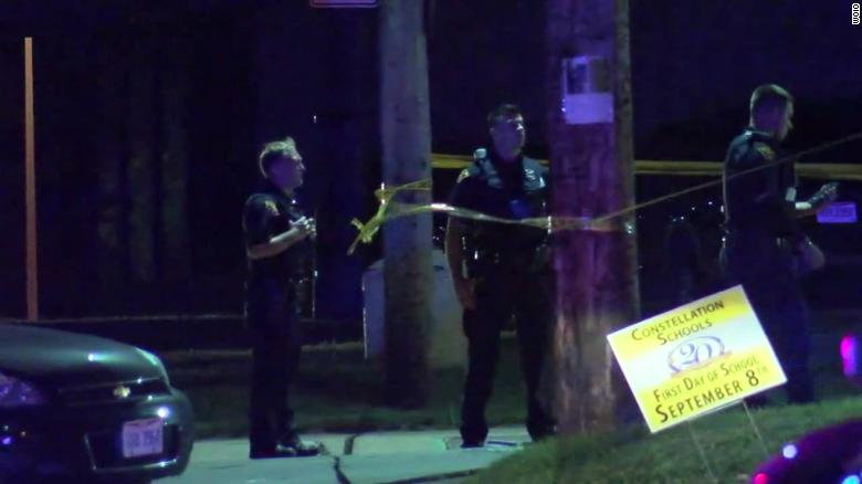 Investigation underway after veteran Cleveland police officer shot and killed
