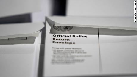 Fact-checking William Barr: Is your vote no longer secret with mail-in ballots?
