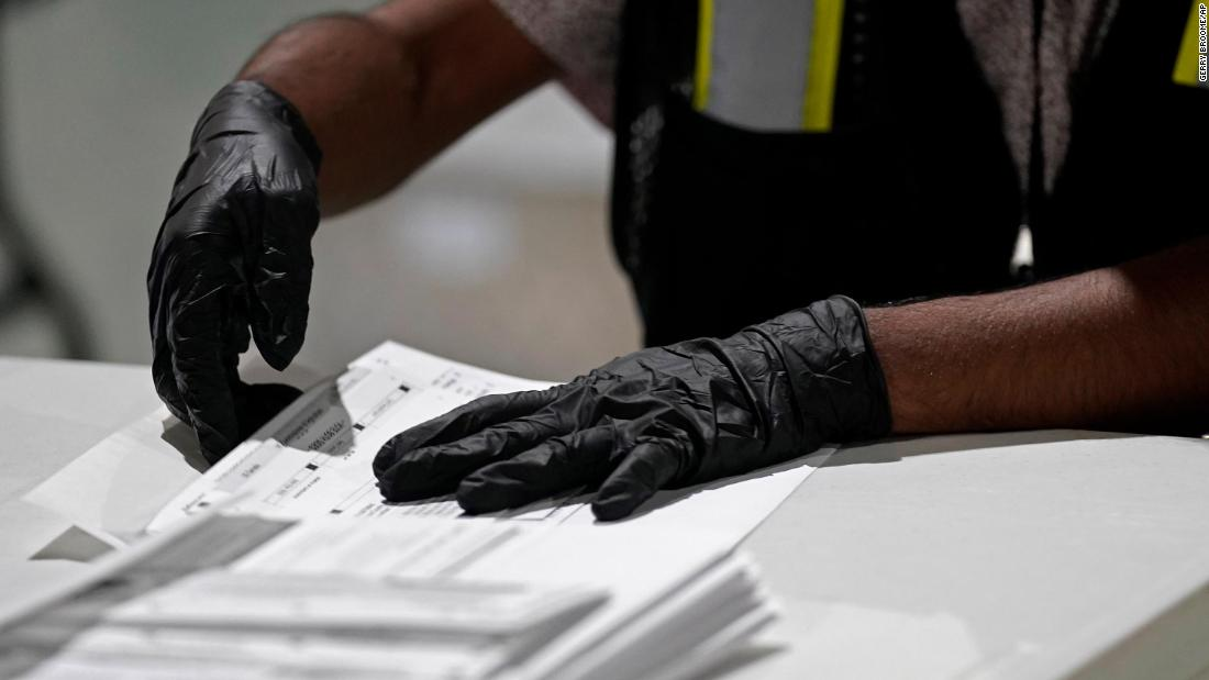 Mismatched signatures prompt tossed absentee ballots and legal fights ahead of November election – CNN