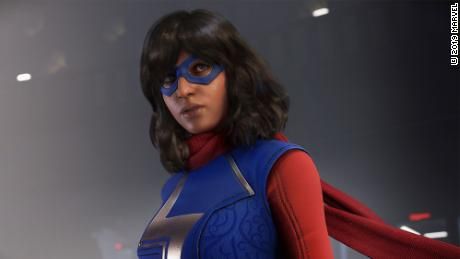 "Kamala Khan, better known as Ms. Marvel, makes her video game debut in ""Marvel's Avengers"" after previously appearing in the comics."