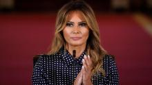 Melania Trump details Covid illness and reveals son Barron contracted it