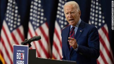 Analysis: Biden puts two feet in the ring as Trump wobbles