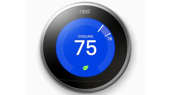 Google Nest Learning Smart Thermostat With Wi-Fi