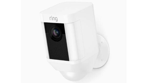 Ring Spotlight Wireless Outdoor Security Camera
