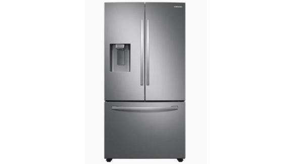 Samsung French Door Refrigerator With Dual Ice Maker