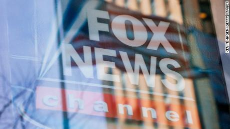 Voting technology company sends legal notices to Fox News and other right-wing media outlets over 'disinformation campaign'