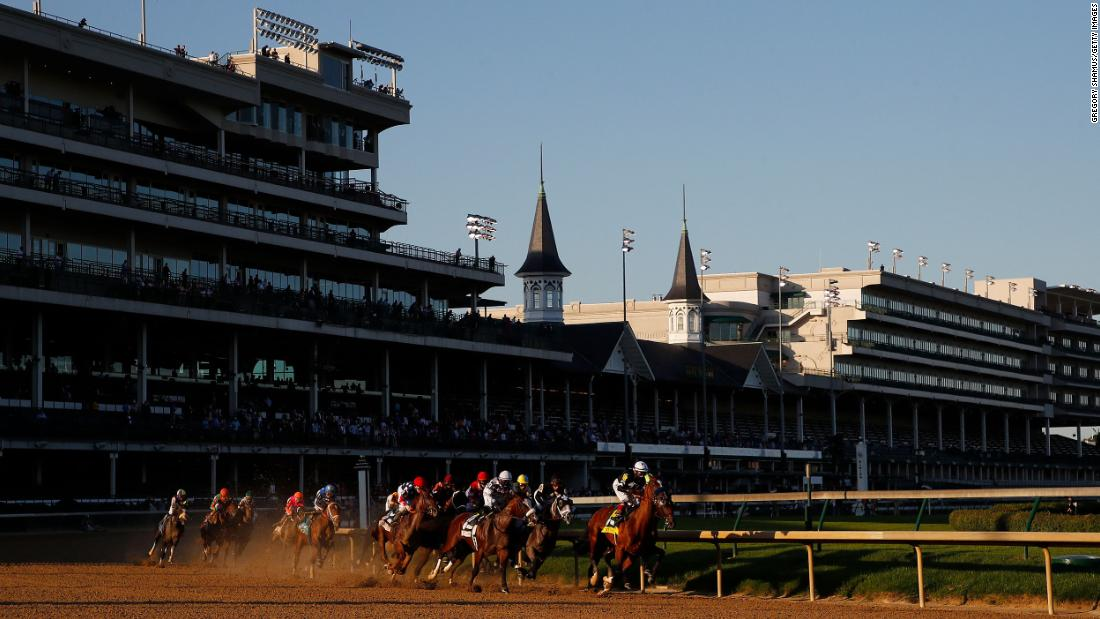 The Kentucky Derby returns to its regular race day but fewer fans will attend because of Covid-19 – CNN