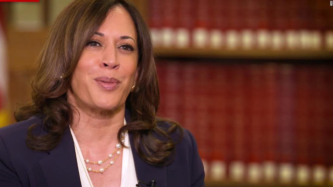Harris speaks with Jacob Blake during first solo trip as Democratic VP nominee – CNN